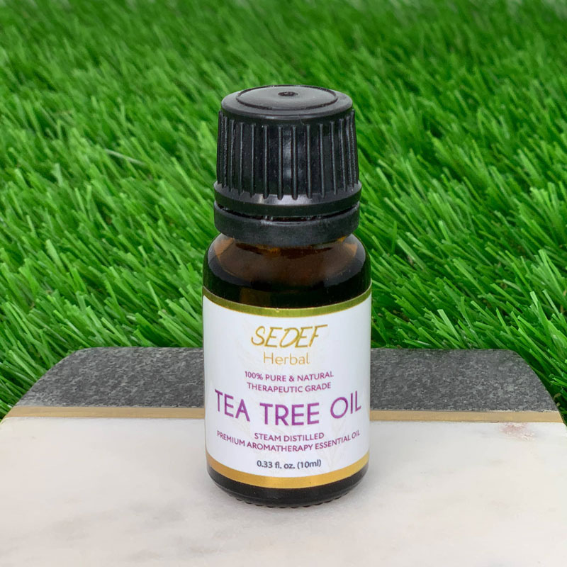 Tea Tree Oil Australia, 100% Pure & Natural Melaleuca Alternifolia Oil, Therapeutic-Grade Aromatherapy Essential Oil, 10ml (0.33oz)