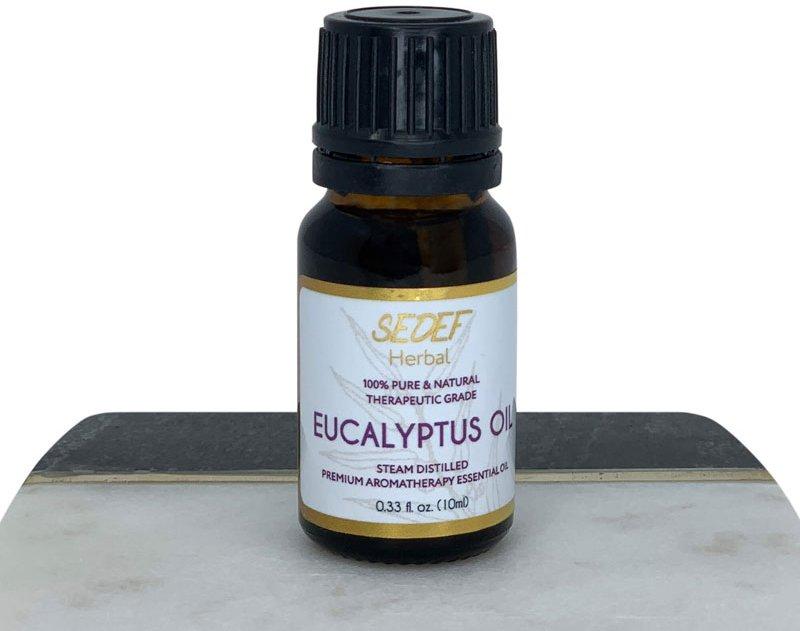 Eucalyptus Oil Giveaway
